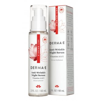 Derma E - Anti-Wrinkle nočni serum z vitaminom A